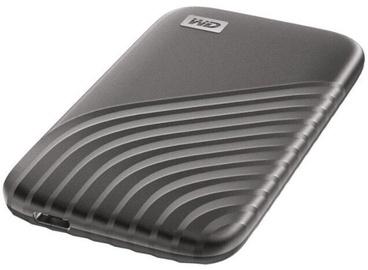 Жесткий диск Western Digital WDBAGF0010BGY-WESN, SSD, 1 TB, серый