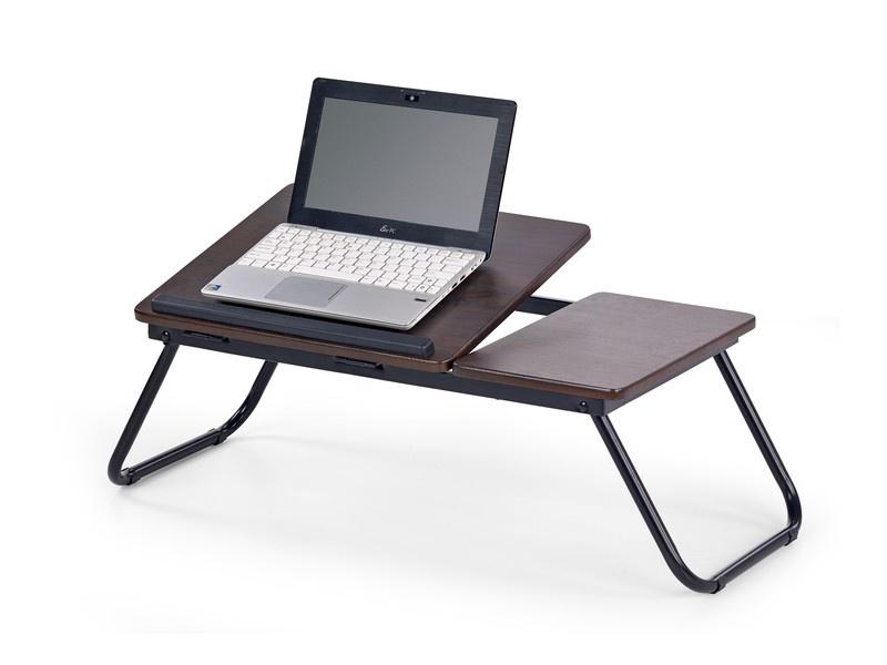 Kompiuterio staliukas B19, rudas