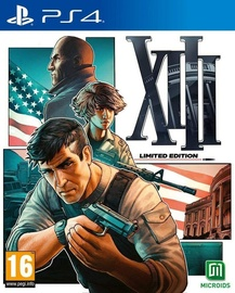 XIII Limited Edition Steelbook PS4