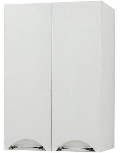 Vannas istabas skapis Sanservis KN-50 Laura 1D Wall-Hung White 49.8x80x27cm