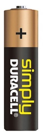 Duracell Simply LR6 AA Battery 8pcs