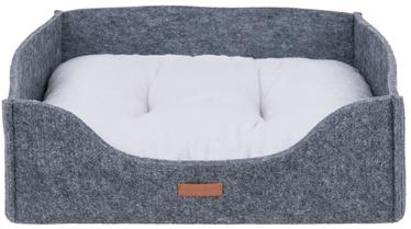 Лежанка Amiplay Hygge Dog Sofa 2in1 Gray M 51x41x16cm