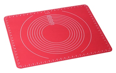 Kamille Vincennes Silicone Mat Red