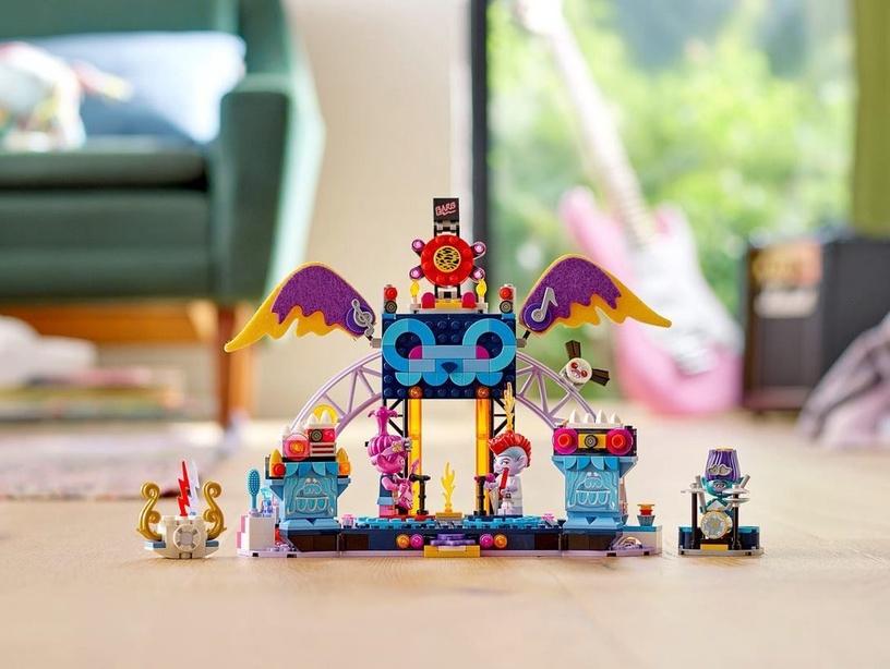 Конструктор LEGO Friends Volcano Rock City Concert 41254 41254, 387 шт.