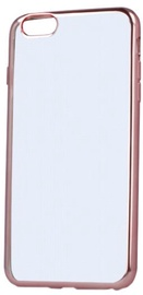 Telone Silicone Back Case For Samsung Galaxy Note 8 Transparent/Rose Gold