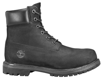 Timberland 6 Inch Premium Boots 8658A Black 37.5