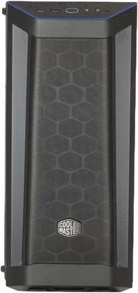 Cooler Master MasterBox MB511 Mid Tower ATX Black/Blue