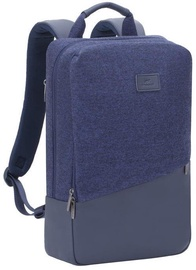 "Rivacase Backpack Egmont 15.6"" Blue"