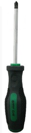 Mega PZ 2x100mm Screwdriver with Rubber Handle