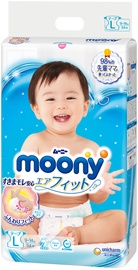 Moony Diapers Airfit L 54
