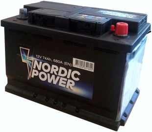 Nordic Battery NP1596