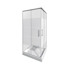 Kabīne dušas lyra plus 90x90 h2513820006 (jika)