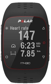 Polar M430 GPS Running Watch S Black