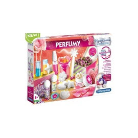 Edukacinis žaidimas Clementoni Laboratorio de Perfumes 50547, 8 m