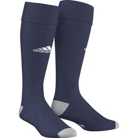 Носки Adidas, синий/белый, 34