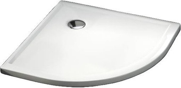 Aquaform Ultra-Shallow Quadrant Shower Tray 90x90 White