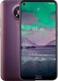 Мобильный телефон Nokia 3.4, фиолетовый, 3GB/64GB