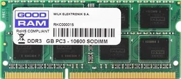 Goodram 4GB 1600MHz CL11 DDR3 SODIMM GR1600S3V64L11S/4G