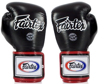 Fairtex Boxing Gloves BGV5 Black/White 16OZ