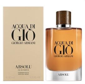 Parfimērijas ūdens Giorgio Armani Acqua Di Gio Absolu 125ml EDP