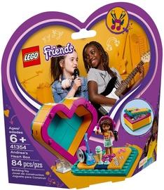 Konstruktorius Lego Friends Andrea's Heart Box 41354