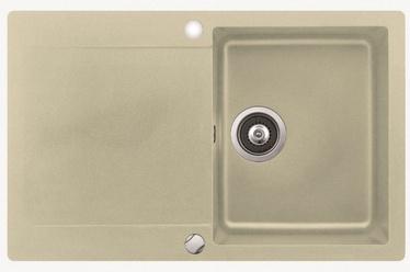 Раковина Teka Clivo Kitchen Sink 45 B-TQ, 780 мм x 475 мм x 190 мм