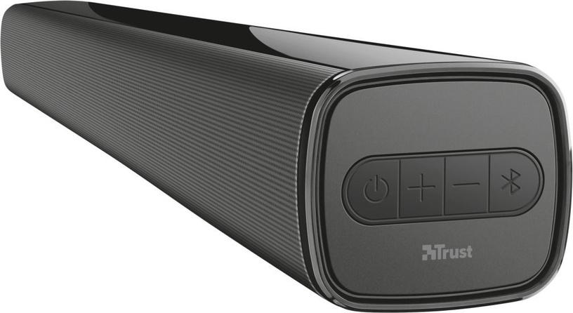 Belaidė kolonėlė Trust Lino XL Black, 120 W
