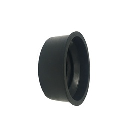 Magnaplast Rubber Adapter Black 160mm