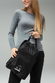 Audimas Boots Packing Bag Black 27x35x9