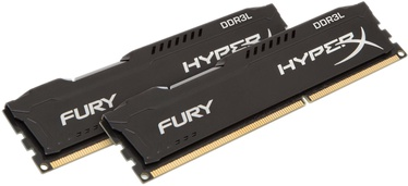 Kingston HyperX Fury 16GB 1333MHz CL9 DDR3 KIT OF 2 HX313C9FBK2/16