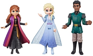 Hasbro Disney Frozen Anna Elsa & Mattias Small Dolls E6912