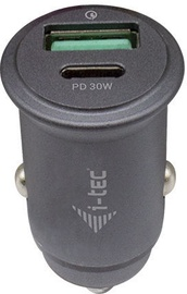 i-Tec Car Charger 1x USB-C PD 30W CHARGER-CARQCPD