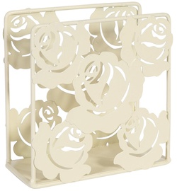 Home4you Napkin Holder Teresa Roses