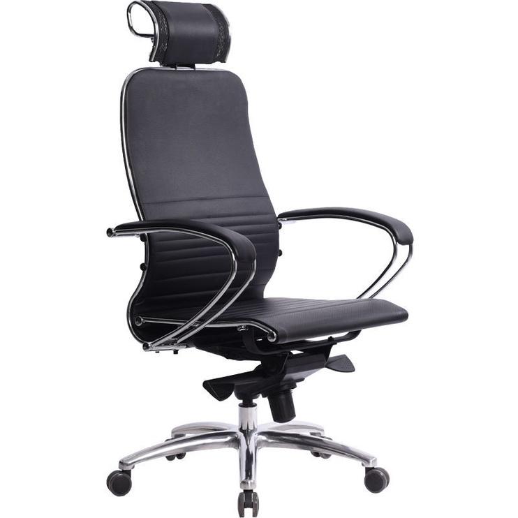 Офисный стул Metta Samurai K-2.03, черный