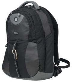 Dicota BacPac Mission Black Backpack For Notebook 15 - 15.6''
