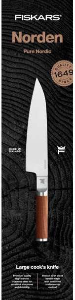 Fiskars Norden Bread Knife Large 20cm