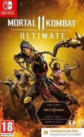Mortal Kombat 11 Ultimate SWITCH DIGITAL CODE