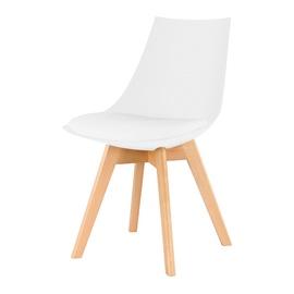 Valgomojo kėdė PP-683, balta