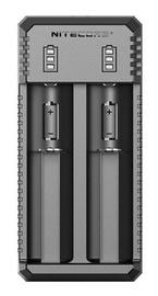 Elementu lādētājs Nitecore UI2