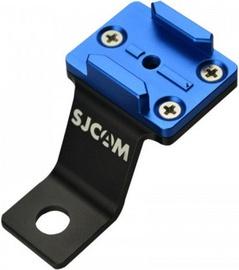 SJCam Motorcycle Slot Mount Blue/Black