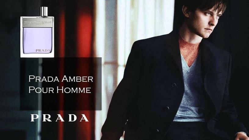 Kvepalai Prada Amber Pour Homme 50ml EDT