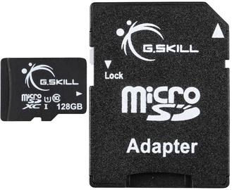 G.SKILL 128GB microSDXC Class 10 + Adapter