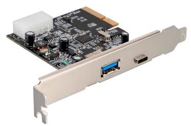 Akasa USB 3.1 Typ-A/C PCIe