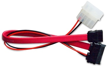 Delock Cable Mini SATA to SATA 0.2m