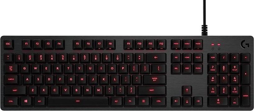 Logitech G413 Mechanical Gaming Keyboard Carbon RUS