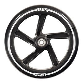 Frenzy Scooter Replacement Wheel 205mm Black