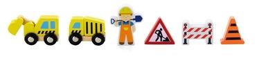 Viga Train Set Accessory Construction 50813