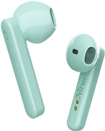 Trust Primo Touch Wireless Bluetooth Earphones Mint