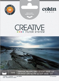 Cokin M Creative Gradual Neutral Grey G2 Soft ND8 P121S