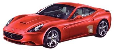 Silverlit Ferrari California